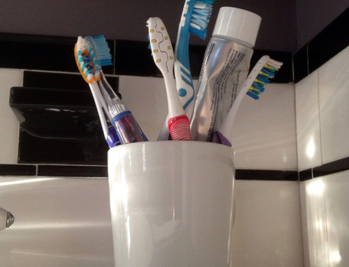 Proper Care & Storage of Your Toothbrush