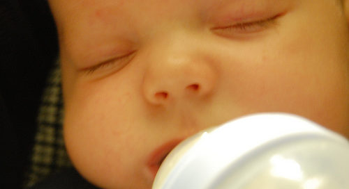 Can Baby Bottles Cause Tooth Decay?