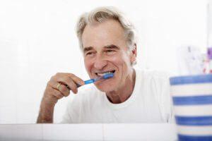 Brushing Teeth with Arthritis