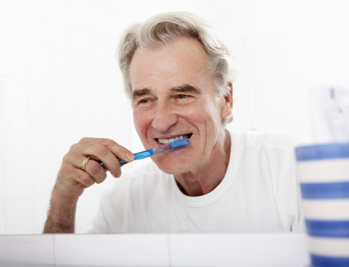Brushing Teeth with Arthritis