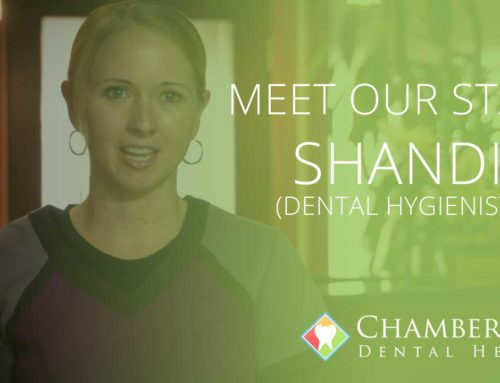 Meet Our Dental Hygienist Shandi