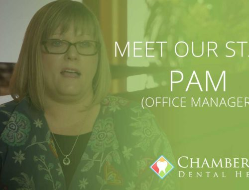 Meet Our Staff – Pam