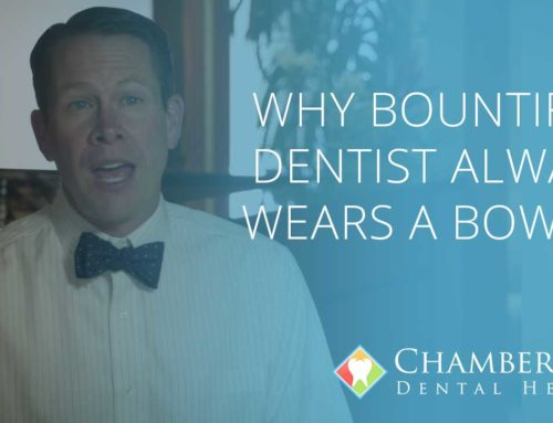 Why Dr. Chamberlain Always Wears a Bow Tie